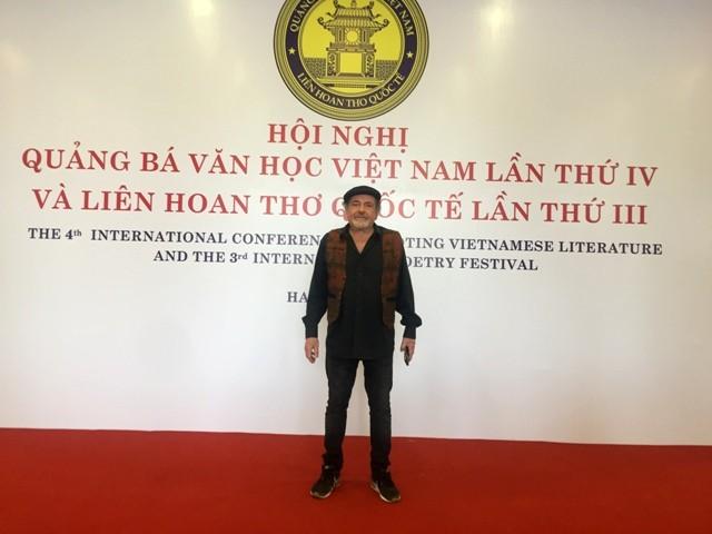 Vietnam e Iberoamérica, unidos a través del lenguaje poético - ảnh 2