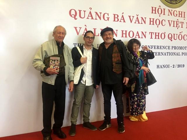 Vietnam e Iberoamérica, unidos a través del lenguaje poético - ảnh 3