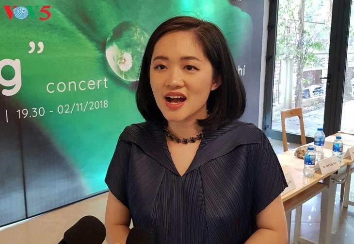Trang Trinh, entre la pasión musical y antropológica  - ảnh 1