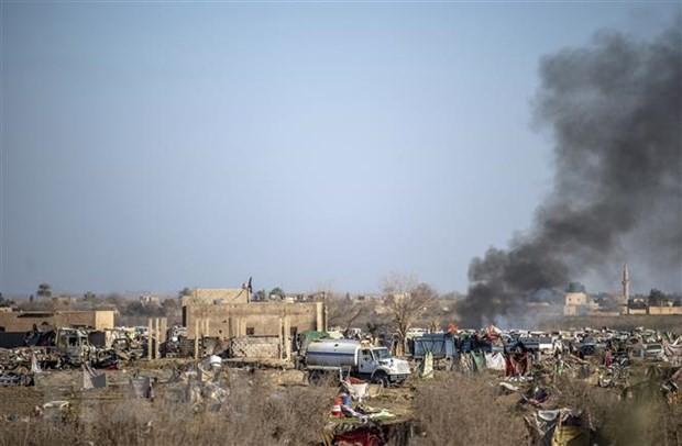 Aúnan los esfuerzos del mundo por la reconstrucción de Siria - ảnh 1