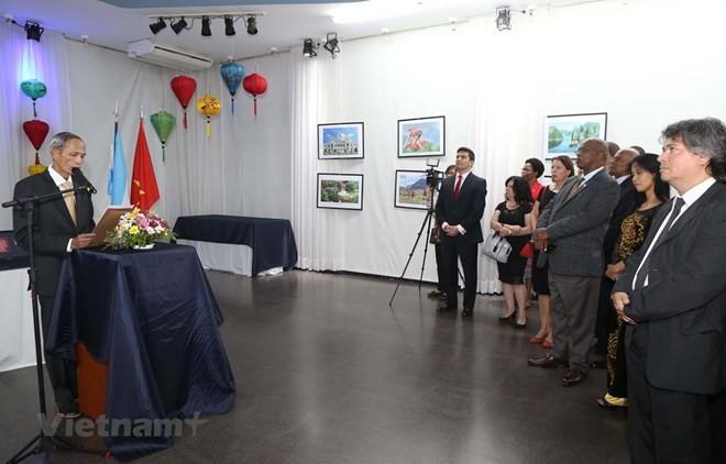 Vietnam y Argentina se comprometen a fortalecer la cooperación bilateral - ảnh 1