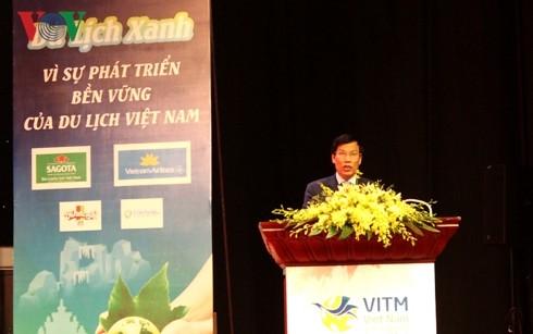 Inaugurada la Feria Internacional de Turismo de Vietnam 2019 - ảnh 2