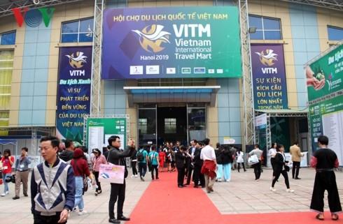 Inaugurada la Feria Internacional de Turismo de Vietnam 2019 - ảnh 1