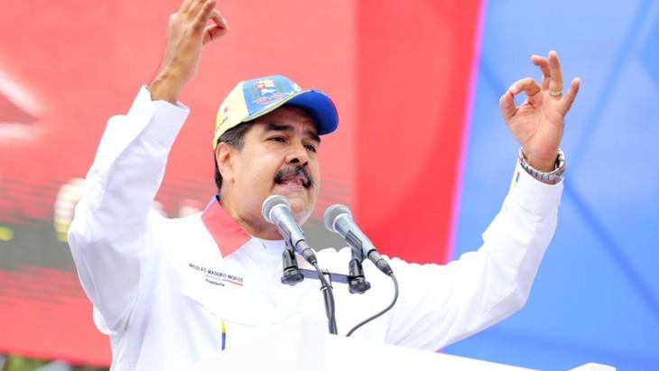 Presidente venezolano denuncia nuevos ataques al sistema eléctrico nacional - ảnh 1