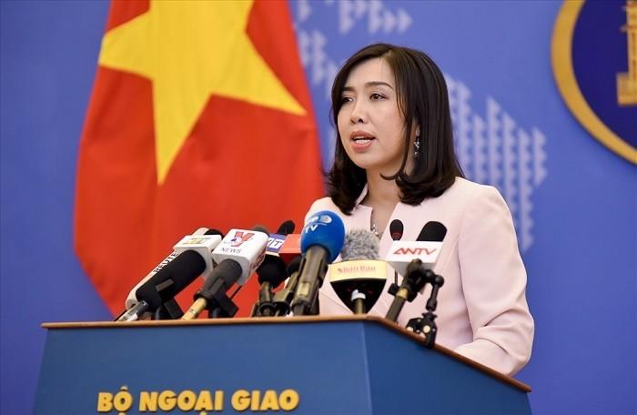 Vietnam se preocupa por lo relacionado con los Altos del Golán - ảnh 1