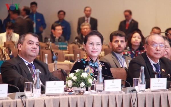 Vietnam, activo en el impulso de la agenda interparlamentaria - ảnh 1