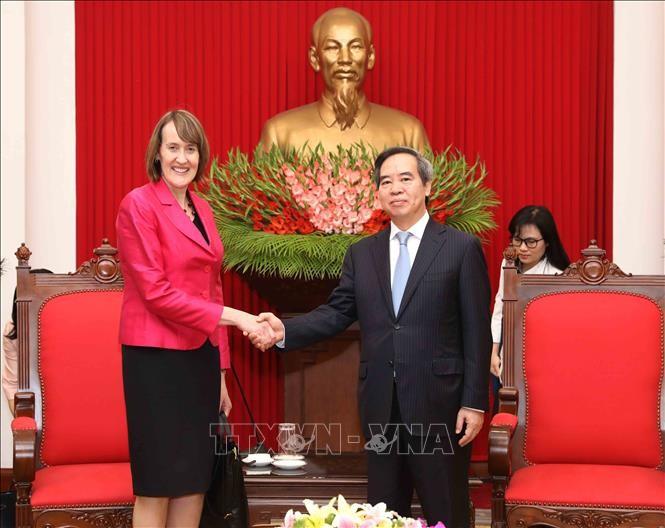 Vietnam y Canadá estrechan la colaboración para enfrentar el cambio climático - ảnh 1