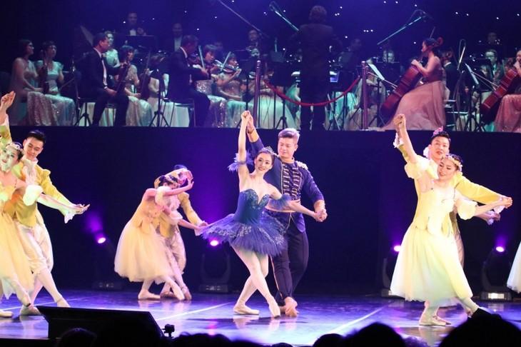 Gala artística en Hanói ofrece un recorrido por el mundo a través de la música - ảnh 3