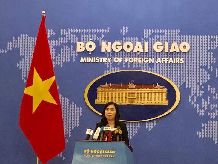 Vietnam se pronuncia contra el bloqueo estadounidense a Cuba - ảnh 1
