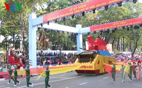 Celebran en Venezuela los 44 años de la Reunificación de Vietnam - ảnh 1