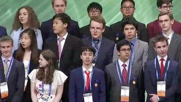 Estudiante vietnamita logra tercer premio en concurso internacional de ciencia - ảnh 1