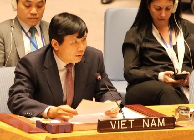 Vietnam comprometido a contribuir a la protección de civiles en conflictos armados - ảnh 1