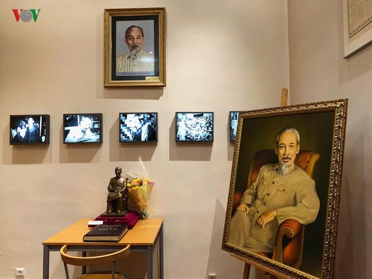 Presidente Ho Chi Minh, en la memoria de amigos franceses - ảnh 1
