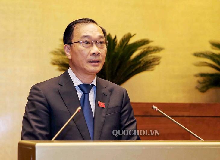 Parlamento vietnamita completa sistema de leyes para una mejor gestión de tierra - ảnh 1