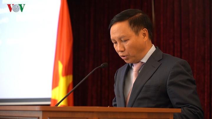 Conmemoran medio siglo de cooperación ruso-vietnamita en preservación del cuerpo de Ho Chi Minh - ảnh 1