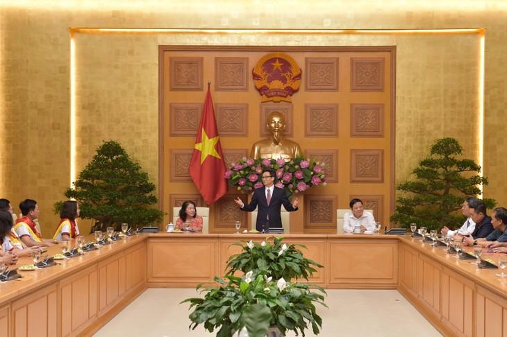 Resaltan el significado de la donación de sangre en la sociedad vietnamita - ảnh 1