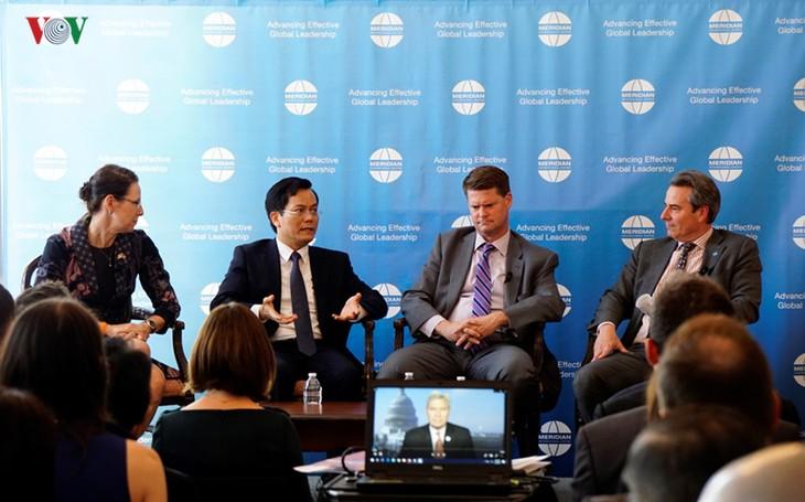 Vietnam interesado en contribuir a la cooperación Mekong-Estados Unidos - ảnh 1
