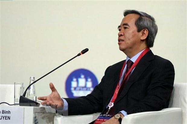Vietnam expone postura en el Foro Económico Internacional de San Petersburgo - ảnh 1