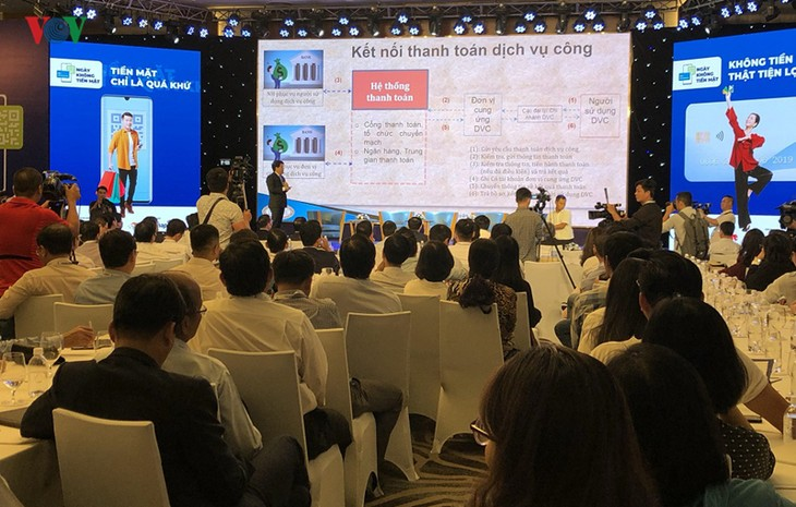 Vietnam promueve pagos sin dinero en efectivo - ảnh 1