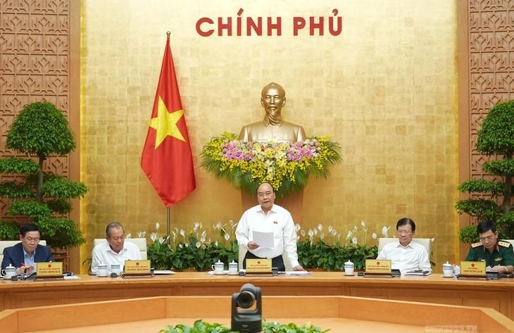 Vietnam por estabilizar la macroeconomía - ảnh 1