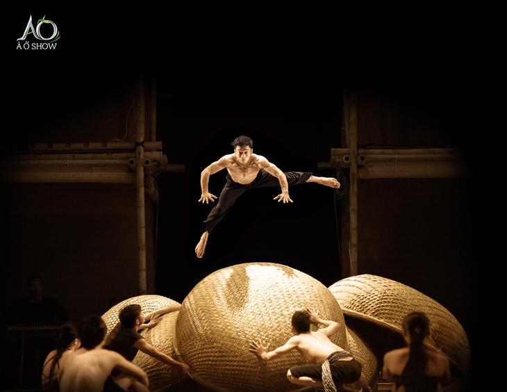 Circo vietnamita seduce al público australiano - ảnh 1