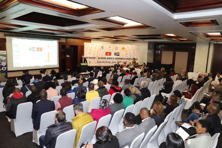 Empresas vietnamitas buscan oportunidad para exportar a Sudáfrica - ảnh 1
