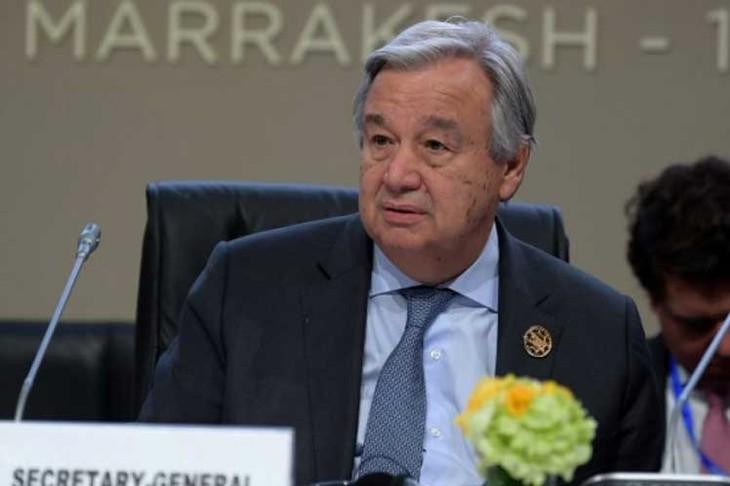 Secretario general de ONU asiste a conferencia de Caricom - ảnh 1