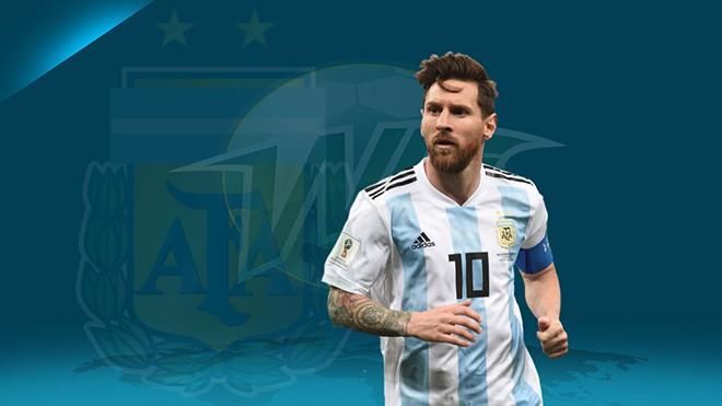 """Lionel Messi recibe el """"Balón de trapo"""" por su participación en la Copa América - ảnh 1"""