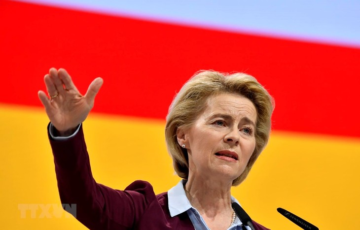 Parlamento Europeo votará a la candidata von der Leyen para dirigir el Comité Europeo - ảnh 1