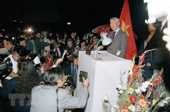 Realizan encuentro de testigos de la guerra de Vietnam - ảnh 1