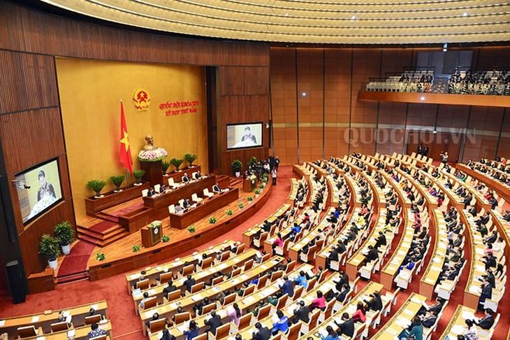 Abordan resultados del último periodo de sesiones del Parlamento vietnamita y la preparación del próximo - ảnh 1