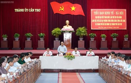 Vietnam por desarrollo sostenible del delta del río Mekong - ảnh 2