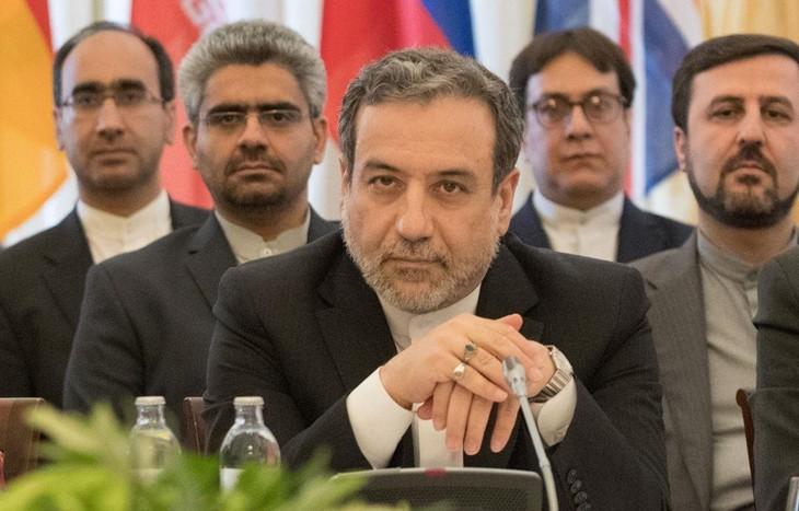 Irán niega que Estados Unidos destruyera su dron en el golfo Pérsico - ảnh 1