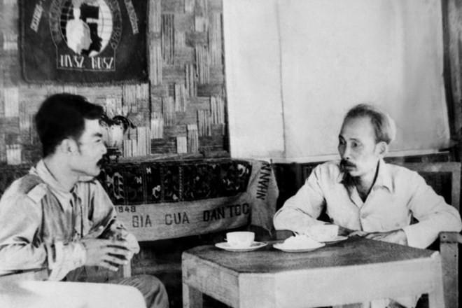 Inauguran en Vietnam una exposición sobre el expresidente laosiano Souphanouvong - ảnh 1