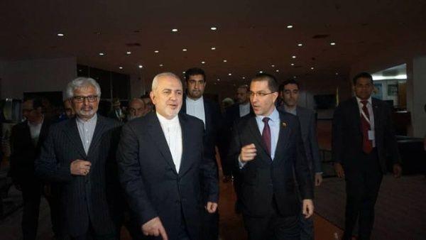Canciller iraní llega a Venezuela para conferencia ministerial del Movimiento de Países No Alineados - ảnh 1