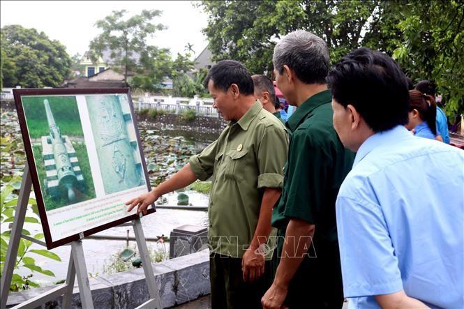 Inauguran en Thai Nguyen exposición sobre soberanía vietnamita en Hoang Sa y Truong Sa - ảnh 1