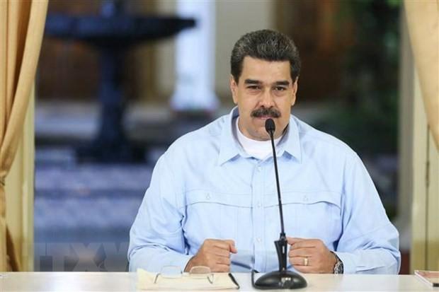 Siguen en curso negociaciones entre el Gobierno venezolano y la oposición - ảnh 1
