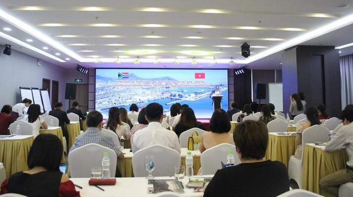 Vietnam y Sudáfrica afianzan cooperación en comercio e inversión  - ảnh 1