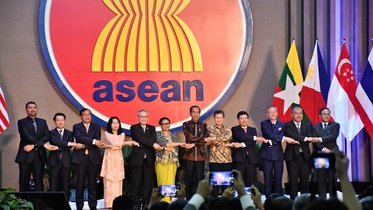 Vietnam conmemora el establecimiento de la Asean - ảnh 1