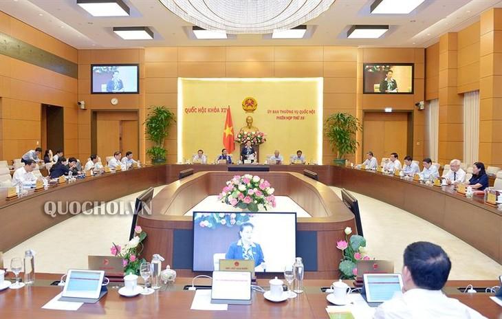 Analizan resolución instructiva de algunos artículos de la Ley de Planificación de Vietnam - ảnh 1