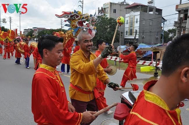 Độc đáo lễ rước nước hội đình Chèm - ảnh 14