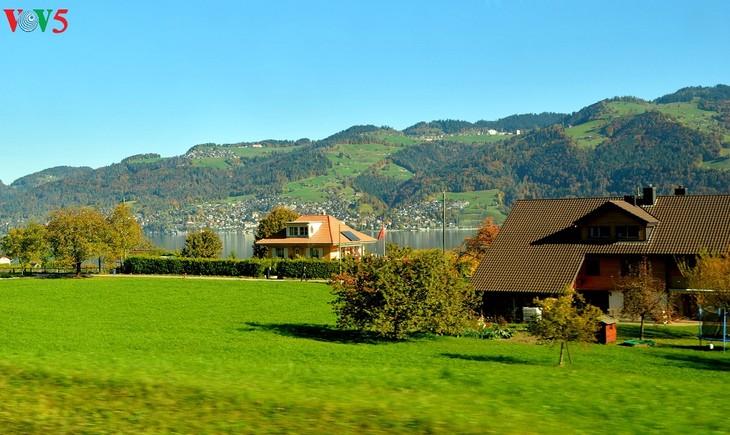 Thụy Sĩ - đất nước của trời xanh và nắng vàng - ảnh 4