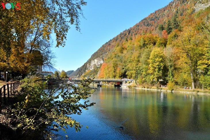 Thụy Sĩ - đất nước của trời xanh và nắng vàng - ảnh 5
