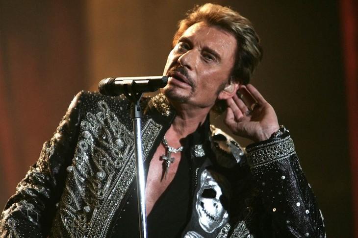 Johnny Hallyday huyền thoại nhạc rock người Pháp qua đời ở tuổi 74 - ảnh 1