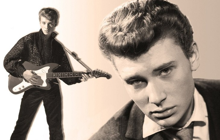 Johnny Hallyday huyền thoại nhạc rock người Pháp qua đời ở tuổi 74 - ảnh 5