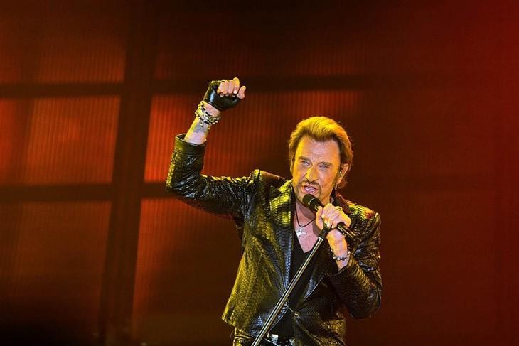 Johnny Hallyday huyền thoại nhạc rock người Pháp qua đời ở tuổi 74 - ảnh 7