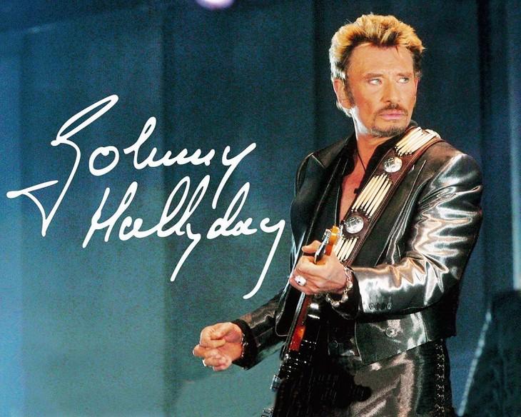 Johnny Hallyday huyền thoại nhạc rock người Pháp qua đời ở tuổi 74 - ảnh 6