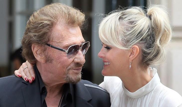 Johnny Hallyday huyền thoại nhạc rock người Pháp qua đời ở tuổi 74 - ảnh 9