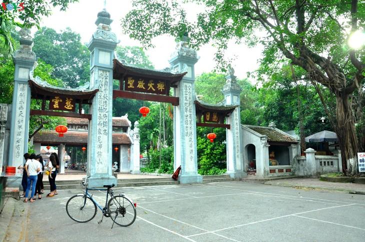 Nét đẹp chùa Láng - ảnh 3