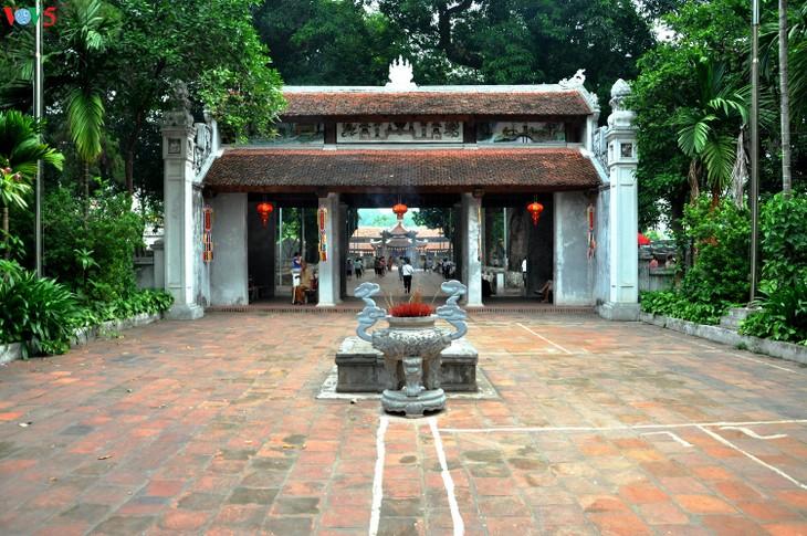 Nét đẹp chùa Láng - ảnh 4